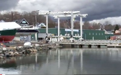 Update from Front Street Shipyard December 2011