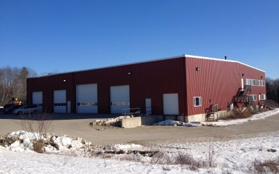 FSS Expands Facility to Bucksport