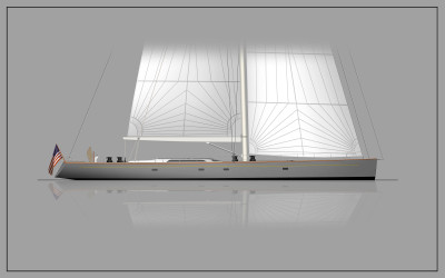 FSS 102′ Performance Sloop