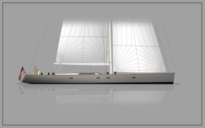 FSS 84′ Performance Sloop