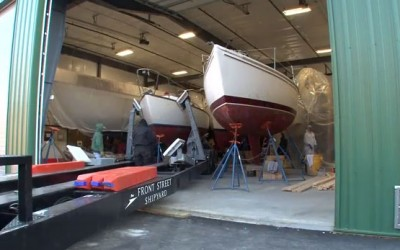 Update from Front Street Shipyard January 2012