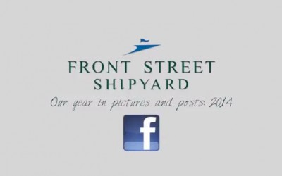 Front Street Shipyard on Facebook 2014