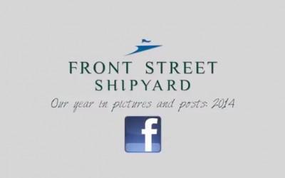 Front Street Shipyard on Facebook 2014