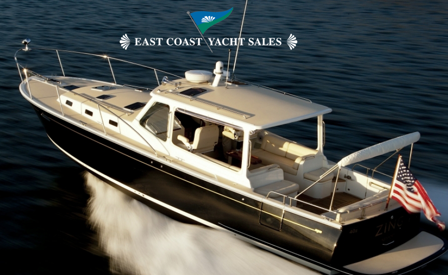 East Coast Yacht Sales Opens New Office at Front Street Shipyard