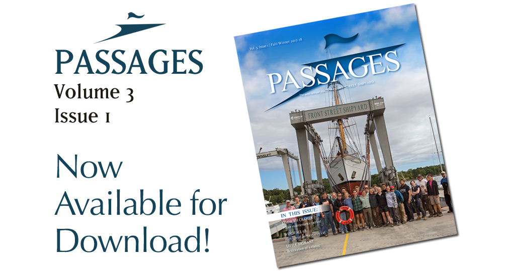 New issue of Passages