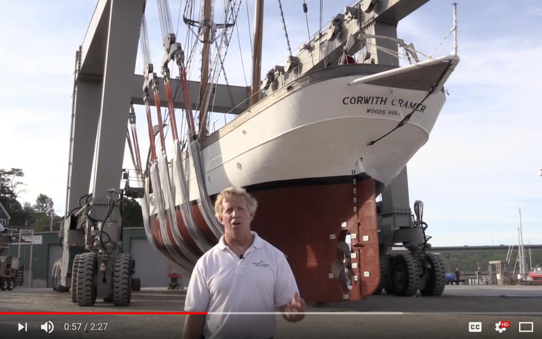 CORWITH CRAMER at Front Street Shipyard
