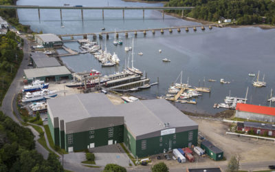 Front Street Shipyard Begins Construction on Building 6