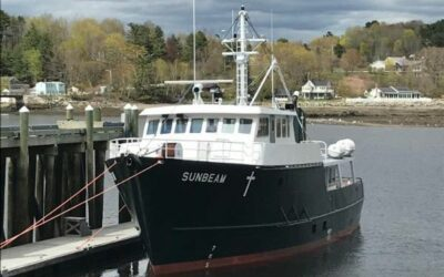 SUNBEAM V, a Telemedicine Vessel, Begins Refit at FSS