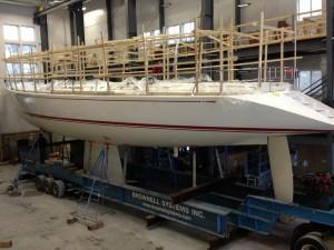 swan 86 sailboat